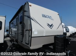 New 2018  Forest River Flagstaff Micro Lite 25BDS by Forest River from Colerain RV of Indy in Indianapolis, IN
