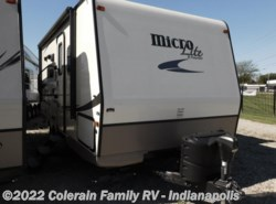 Used 2015  Forest River Flagstaff Micro Lite 21DS by Forest River from Colerain RV of Indy in Indianapolis, IN