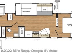 New 2018  Coachmen Catalina 323BHDS CK by Coachmen from Bill's Happy Camper RV Sales in Mill Hall, PA