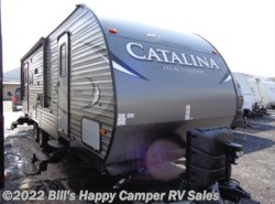 New 2018  Coachmen Catalina 263RLS by Coachmen from Bill's Happy Camper RV Sales in Mill Hall, PA