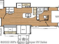 New 2018  Coachmen Catalina 333BHTSCK by Coachmen from Bill's Happy Camper RV Sales in Mill Hall, PA