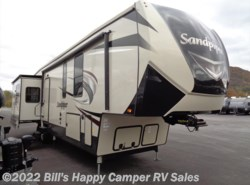 New 2018  Forest River Sandpiper 372LOK by Forest River from Bill's Happy Camper RV Sales in Mill Hall, PA