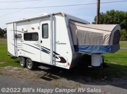 Used 2011  Coachmen Freedom Express LTZ 19SQX by Coachmen from Bill's Happy Camper RV Sales in Mill Hall, PA