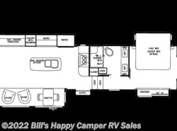 New 2018  Forest River RiverStone 37IK by Forest River from Bill's Happy Camper RV Sales in Mill Hall, PA