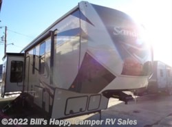 New 2018  Forest River Sandpiper 345RLOK by Forest River from Bill's Happy Camper RV Sales in Mill Hall, PA