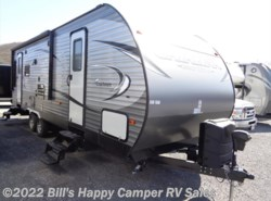 Used 2017  Coachmen Catalina 263RLS by Coachmen from Bill's Happy Camper RV Sales in Mill Hall, PA