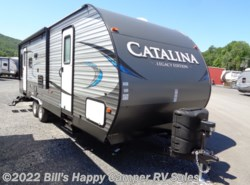 New 2019  Coachmen Catalina 263RLS by Coachmen from Bill's Happy Camper RV Sales in Mill Hall, PA