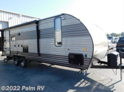 New 2018  Forest River Grey Wolf 23MK by Forest River from Palm RV in Fort Myers, FL