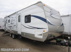 Used 2012  CrossRoads Zinger ZT 27RL by CrossRoads from Ted's RV Land in Paynesville, MN