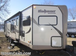 New 2017  Forest River Rockwood Windjammer 3008W by Forest River from Ted's RV Land in Paynesville, MN