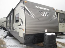 New 2017  Keystone Hideout 38FQTS by Keystone from Ted's RV Land in Paynesville, MN