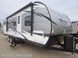 New 2017  Forest River Salem 30KQBSS by Forest River from Ted's RV Land in Paynesville, MN