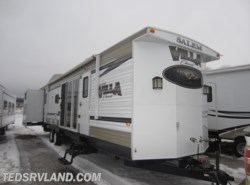 Used 2014  Forest River Salem Villa 402QBQ by Forest River from Ted's RV Land in Paynesville, MN