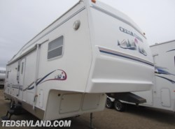 Used 1999  Forest River Cedar Creek 28 RKS by Forest River from Ted's RV Land in Paynesville, MN
