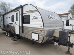 Used 2014  Shasta Oasis 31OK by Shasta from Ted's RV Land in Paynesville, MN
