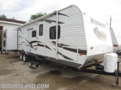 Used 2013  Forest River Wildwood 31QBTS by Forest River from Ted's RV Land in Paynesville, MN