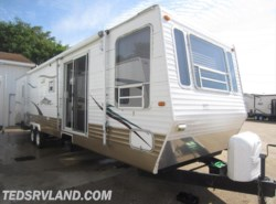 Used 2007  Gulf Stream Conquest 36DLS by Gulf Stream from Ted's RV Land in Paynesville, MN