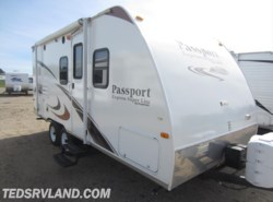 Used 2012  Keystone Passport 199ML by Keystone from Ted's RV Land in Paynesville, MN