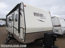 Used 2017  Forest River Rockwood Mini Lite 2504S by Forest River from Ted's RV Land in Paynesville, MN