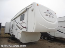Used 2006  Forest River Cedar Creek Silverback 33LBHTS by Forest River from Ted's RV Land in Paynesville, MN