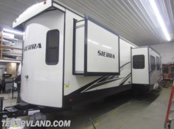 New 2018  Forest River Sierra 404QBWD by Forest River from Ted's RV Land in Paynesville, MN
