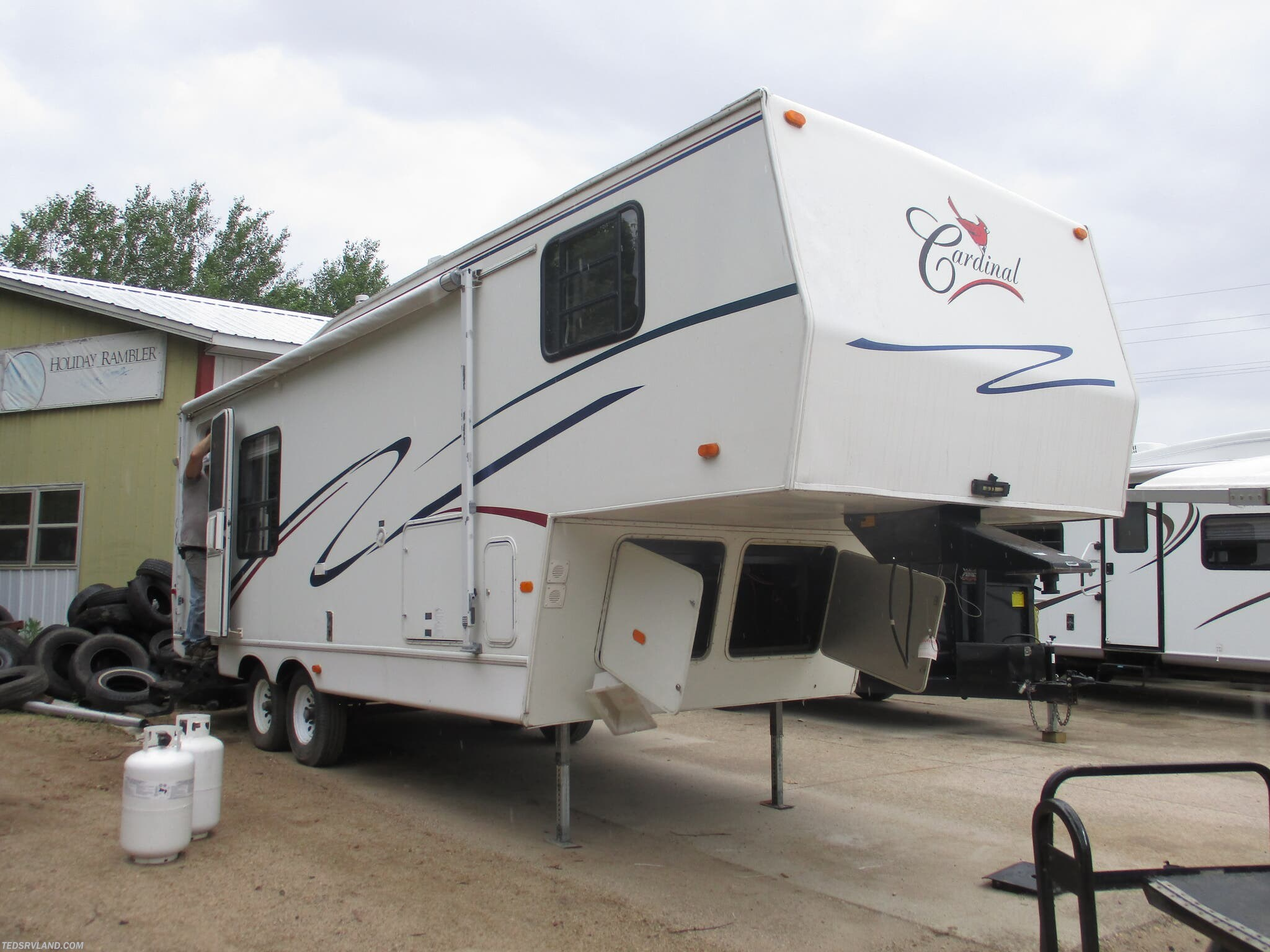1998 Forest River Cardinal 25rks Rv For Sale In Paynesville Mn 56362 Wg071143 Rvusa Com Classifieds