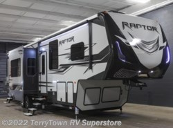 New 2017  Keystone Raptor 355TS by Keystone from TerryTown RV Superstore in Grand Rapids, MI
