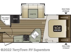 New 2017  Keystone Cougar XLite 21RBS by Keystone from TerryTown RV Superstore in Grand Rapids, MI