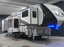 New 2017  Forest River Sandpiper 379FLOK by Forest River from TerryTown RV Superstore in Grand Rapids, MI