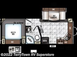 New 2018  Forest River Rockwood Mini Lite 2506S by Forest River from TerryTown RV Superstore in Grand Rapids, MI