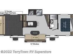 New 2017  Keystone Carbon 35 by Keystone from TerryTown RV Superstore in Grand Rapids, MI