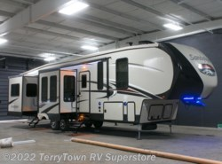 New 2018  Forest River Sandpiper 389RD by Forest River from TerryTown RV Superstore in Grand Rapids, MI