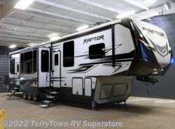 New 2018  Keystone Raptor 398TS by Keystone from TerryTown RV Superstore in Grand Rapids, MI
