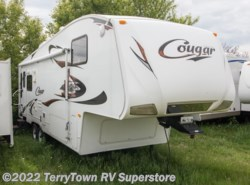 Used 2009  Keystone Cougar 291RLS by Keystone from TerryTown RV Superstore in Grand Rapids, MI