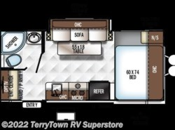 New 2018  Forest River Rockwood Mini Lite 1909S by Forest River from TerryTown RV Superstore in Grand Rapids, MI