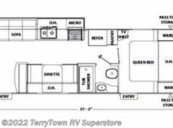 Used 2011  Coachmen Freedom Express 280RL by Coachmen from TerryTown RV Superstore in Grand Rapids, MI