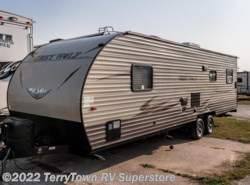 Used 2017  Forest River Grey Wolf 26rr by Forest River from TerryTown RV Superstore in Grand Rapids, MI