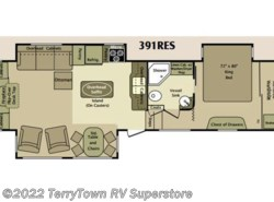 Used 2010  Highland Ridge  Open Range 391RES by Highland Ridge from TerryTown RV Superstore in Grand Rapids, MI