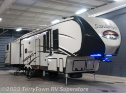 New 2018  Forest River Sandpiper 365SAQB by Forest River from TerryTown RV Superstore in Grand Rapids, MI