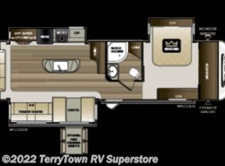 New 2018  Keystone Cougar Half Ton 32RLI by Keystone from TerryTown RV Superstore in Grand Rapids, MI