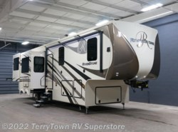 New 2018 Forest River RiverStone 37MRE available in Grand Rapids, Michigan