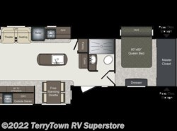 New 2018  Keystone Laredo 330RL by Keystone from TerryTown RV Superstore in Grand Rapids, MI