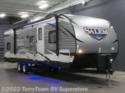 New 2018  Forest River Salem 30QBSS by Forest River from TerryTown RV Superstore in Grand Rapids, MI