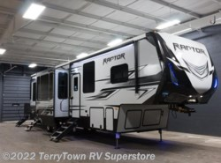 New 2018  Keystone Raptor 355TS by Keystone from TerryTown RV Superstore in Grand Rapids, MI