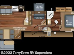 New 2018  Jayco Eagle HT 30.5MBOK by Jayco from TerryTown RV Superstore in Grand Rapids, MI