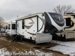 Used 2017  Heartland RV Bighorn 3875FB by Heartland RV from TerryTown RV Superstore in Grand Rapids, MI