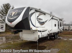 Used 2017  Heartland RV Bighorn 3970RD by Heartland RV from TerryTown RV Superstore in Grand Rapids, MI