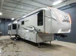 New 2018  Jayco Eagle 355MBQS by Jayco from TerryTown RV Superstore in Grand Rapids, MI