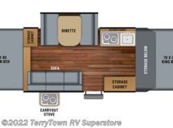 New 2018  Jayco Jay Sport 12SC by Jayco from TerryTown RV Superstore in Grand Rapids, MI