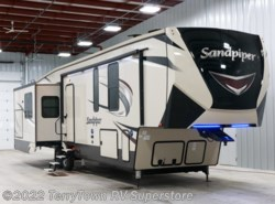 New 2019 Forest River Sandpiper 372LOK available in Grand Rapids, Michigan